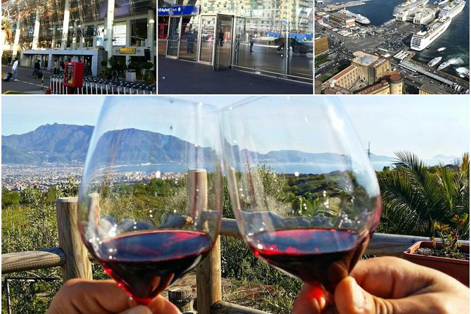 Wine Tasting on Mt. Vesuvio from Naples City photo 1