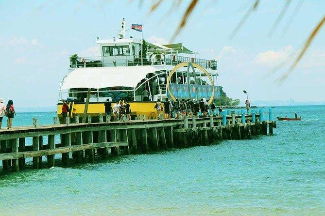 Sihanoukville Cruise Day Tours to Koh Rong, Koh Rong Sanleum, Koh Thas