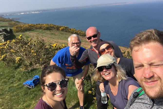 Guided treks and trails on the Isle of Mans footpaths and greenways
