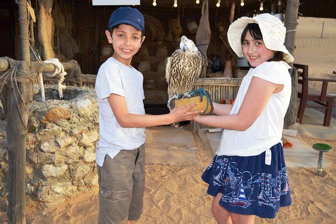 Dubai Desert 4x4 Safari with Camp activities & BBQ Dinner