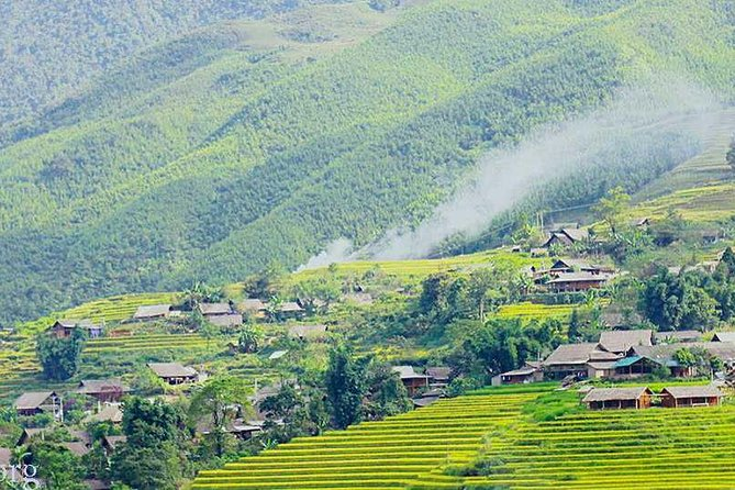 Sapa Valley Half-Day Trek with Y Linh Ho and Cat Cat Villages