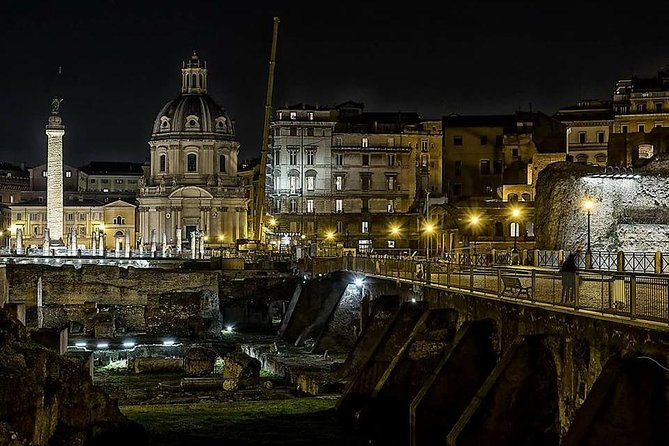 Rome by Night by Segway