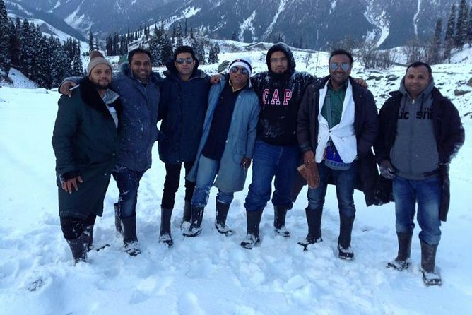 5- days Private Kashmir Tour Package
