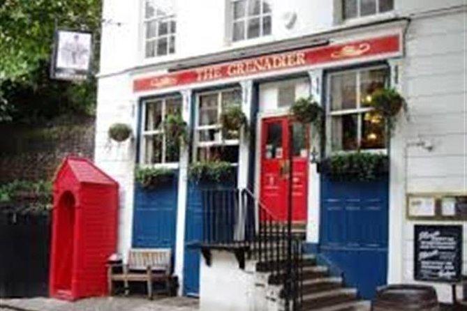 Historic London Pub walk. A walk around Belgravia and her amazing pubs