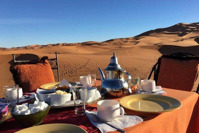 4 Days Nomad Desert Tour - Marakesh > Merzouga > Fez
