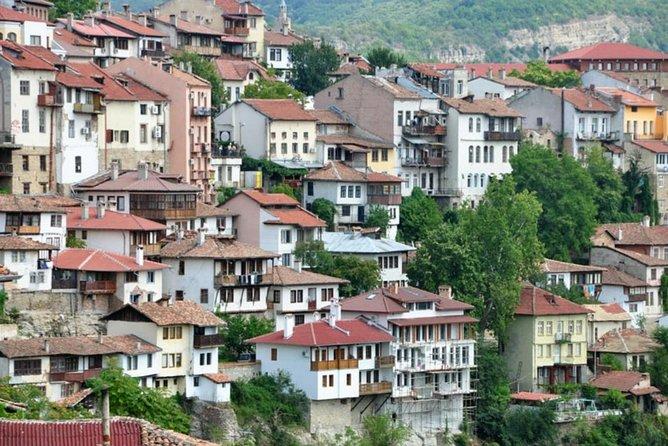 Former capital of Bulgaria - Veliko Tarnovo, Arbanasi, Basarbovo, Private tour