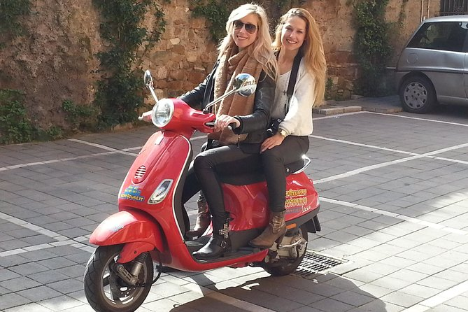 Vespa Experience in Rome