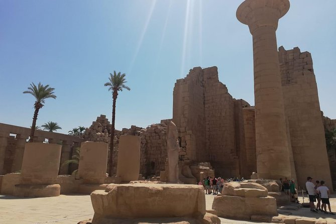 Luxor day trip from hurghada by bus. karnak, hatshipsuit temple, valley of kings