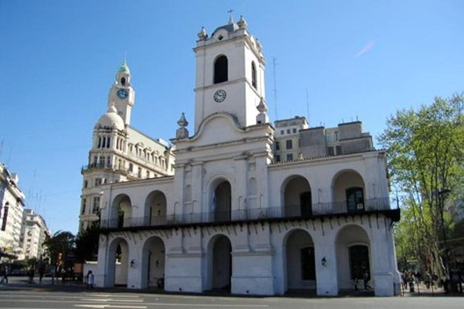 Small-group Buenos Aires City Tour