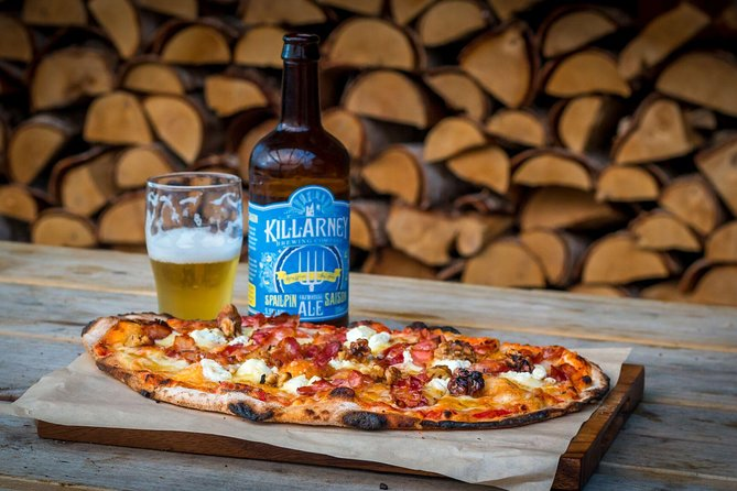 Killarney Jaunting Car Tour with Craft Brewery Beer & Pizza