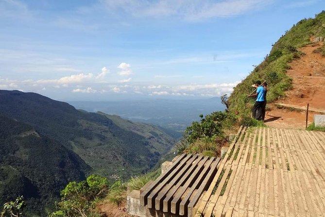 Day Trip to Horton Plains, National Park and Tea Factory From Nuwara Eliya