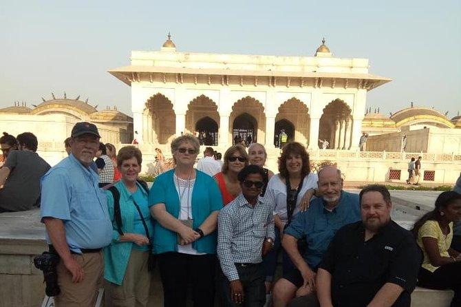 Tour Carismático de Agra a Jaipur