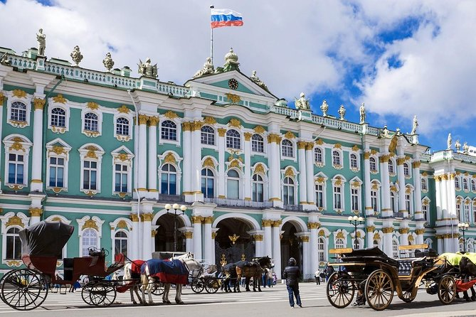 Excursions in the city of St. Petersburg photo 2