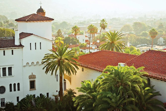 Santa Barbara-Ojai: Private Transfer To the Los Angeles.