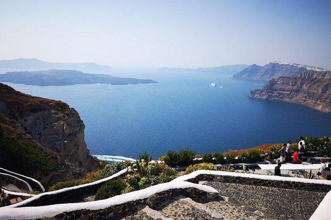 Santorini Half Day Tour For Small Groups