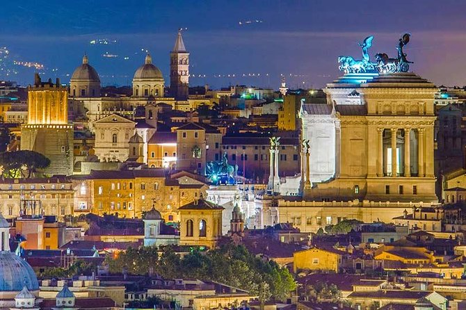 Rome with pizza and gelato - Private Tour