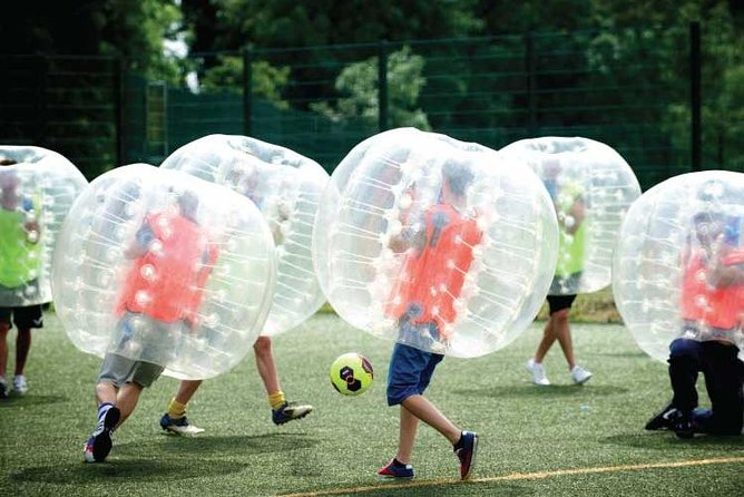 Zorb/Bubble Football For Men, Woman & Children. Multiple Locations.