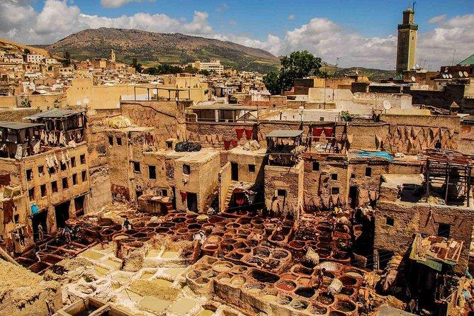Day Trip - Casablanca > Fez