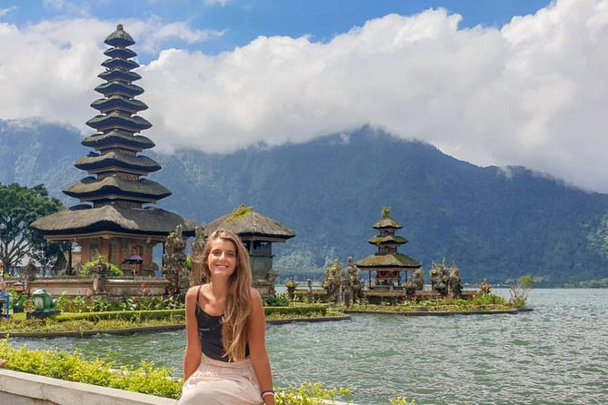 Bali UNESCO Heritage Sites Tour and Waterfall