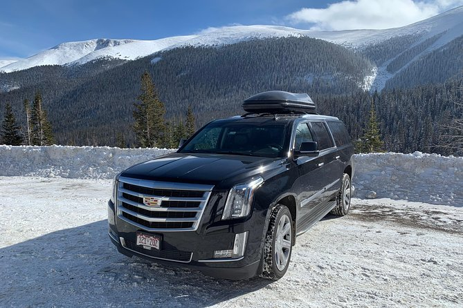 Limo Transportation From/To Denver international Airport , Vail,