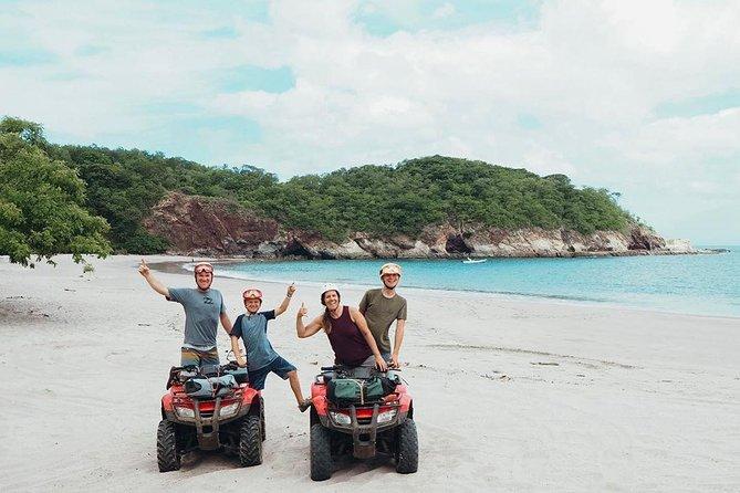 4 Hour Beach & Mountain Tamarindo ATV Adventure