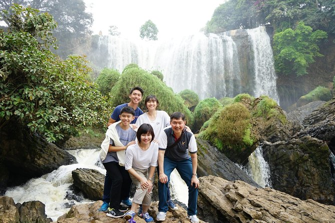 Dalat Countryside Private Tour and Waterfall