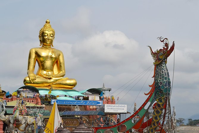 Golden Buddha at Golden Triangle