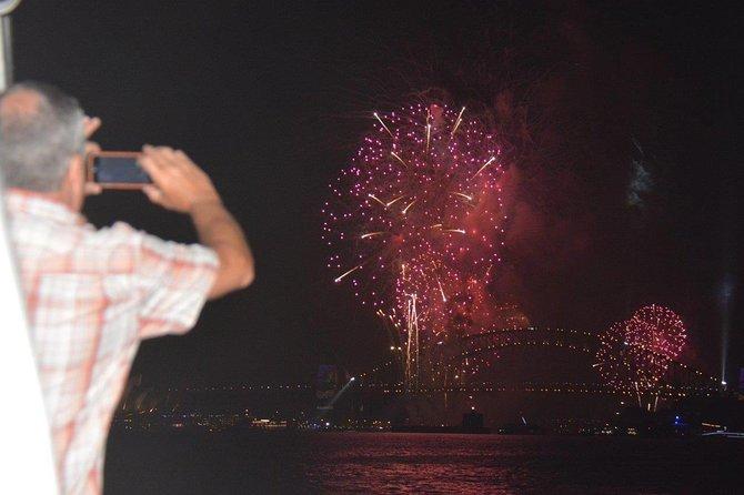 New Years Eve Sydney Harbour Cruise image