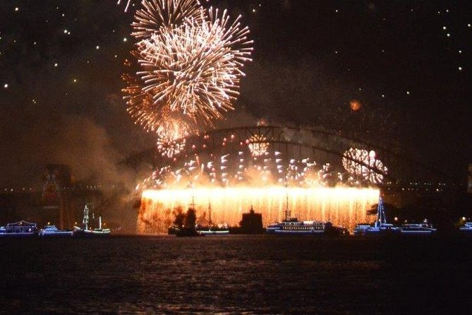 New Years Eve Sydney Harbour Cruise
