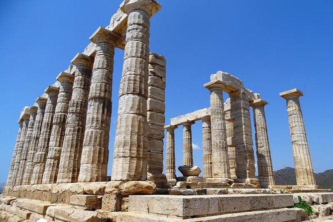 Athens and Cape Sounion Private Tour