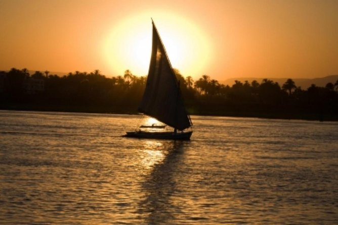 Felucca ride without transport in luxor