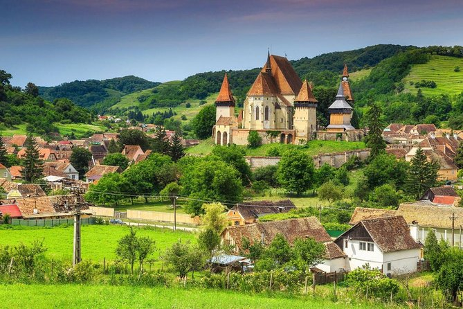 From Sighisoara - Saxon Villages of Biertan and Malancrav