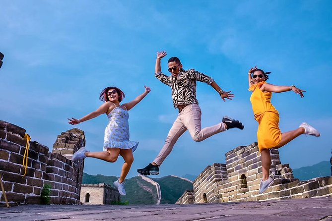 Beijing Great Wall and Ming Tombs Private Day Tour