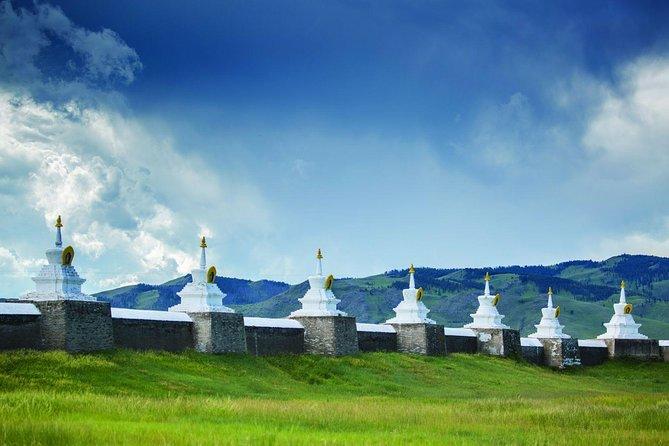 Overnight Kharkhorin Central Mongolia Tour