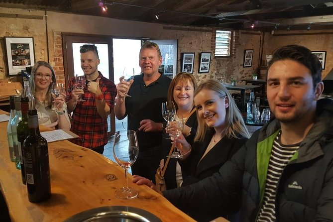 McLaren Vale and Glenelg Wine Tasting and Sightseeing (Half-day Afternoon)