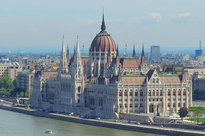 Budapest en contacto: 4 horas de recorrido por la Gran Ciudad y visita del Parlamento