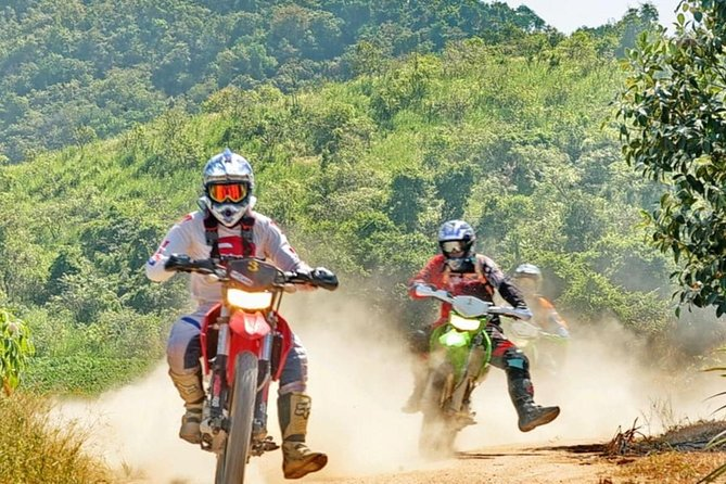Pattaya Half Day Enduro Tour (1 - 2 Riders)