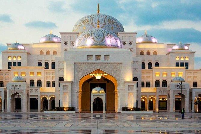 Abu Dhabi Half Day City Tour