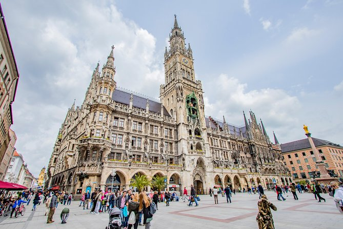 Discover Munich with a Local in 90 Minutes
