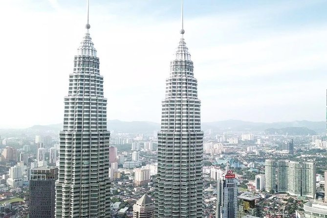 Kuala Lumpur 20 Attractions City Tour Include Petronas Twin Tower Entrance