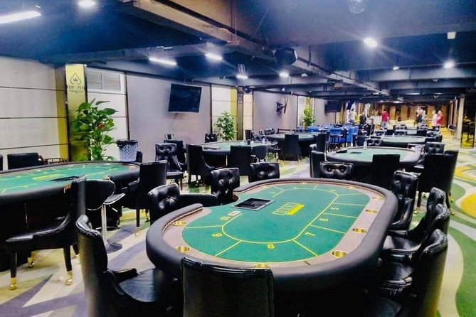 Wu-Ming & TOP-POT Poker Club