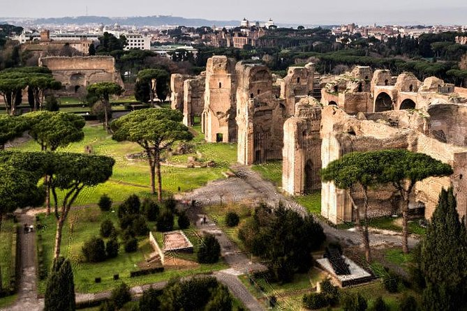 7 Wonders of Ancient Rome with Driver Private Shore Excursion for Cruisers photo 9