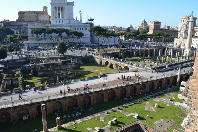 7 Wonders of Ancient Rome with Driver Private Shore Excursion for Cruisers photo 2