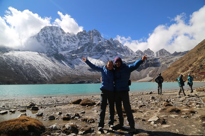 Everest Base Camp VIA Gokyo Lakes image