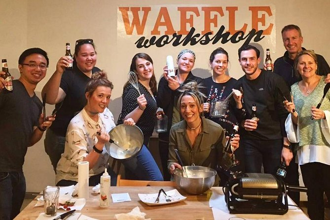 Brussels Waffle Workshop photo 1