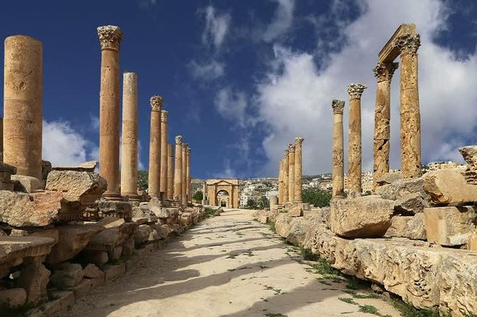 Private Jerash Cheap Tour ! Half Day Trip from Amman photo 10