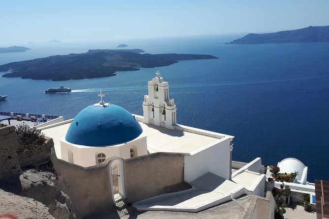 See Santorini in 4 hours - Tailor made tour!!!
