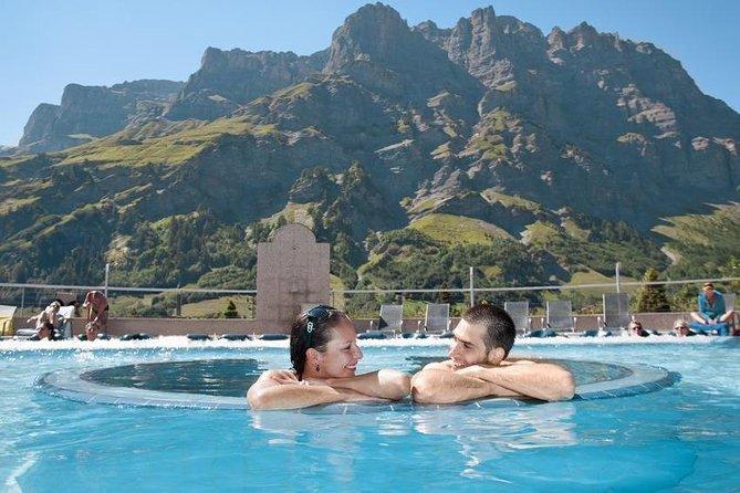 30% de descuento en el boleto de día Walliser Alpentherme Spa and Sauna Village