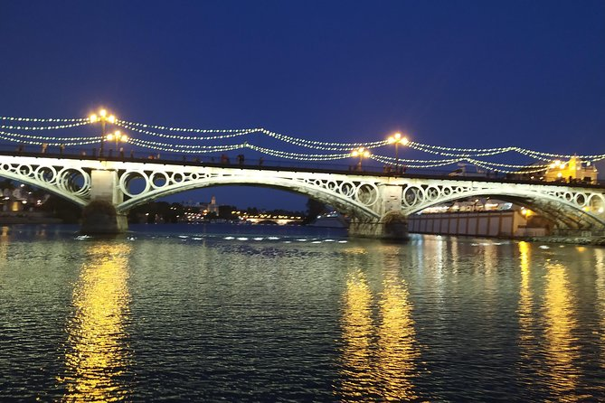 Guadalquivir River Boat Trip from Seville with booking fee