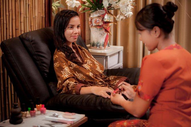 Manicure at ANJALI SPA
